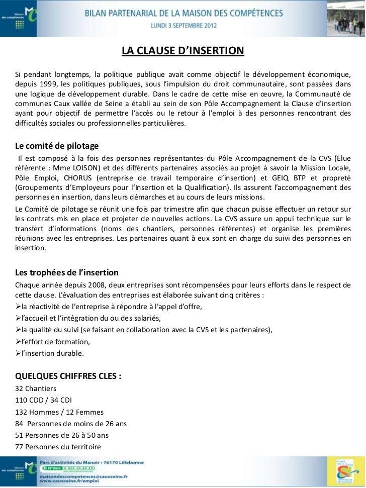 CHIFFRES CLES DE LA MAISON DES COMPETENCES           DEPUIS SON OUVERTURE