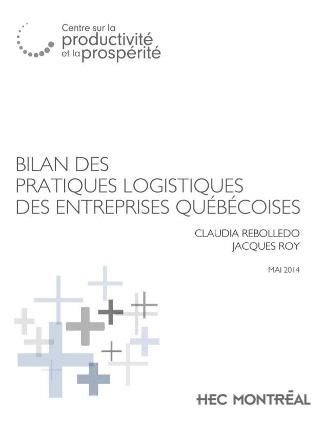 Créé en 2009, le Centre sur la productivité et la prospérité de HEC Montréal mène une double mission. Il se consacre d'abo...