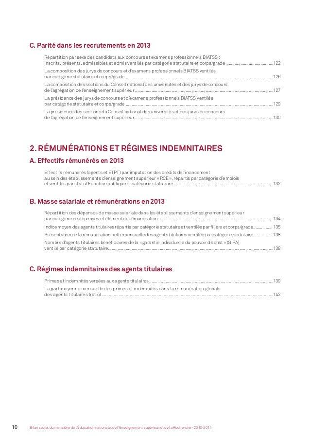11Volume 2 - Enseignement supérieur et Recherche 3. LES MÉTIERS DANS L'ENSEIGNEMENTSUPÉRIEUR ET LA FORMATION DES PERSONNEL...