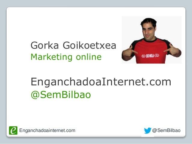 Formas alternativas de promocionar un blog Slide 2