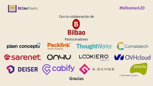 Bilbostack 2020 - El camino de l a entrega en DevOps Slide 2
