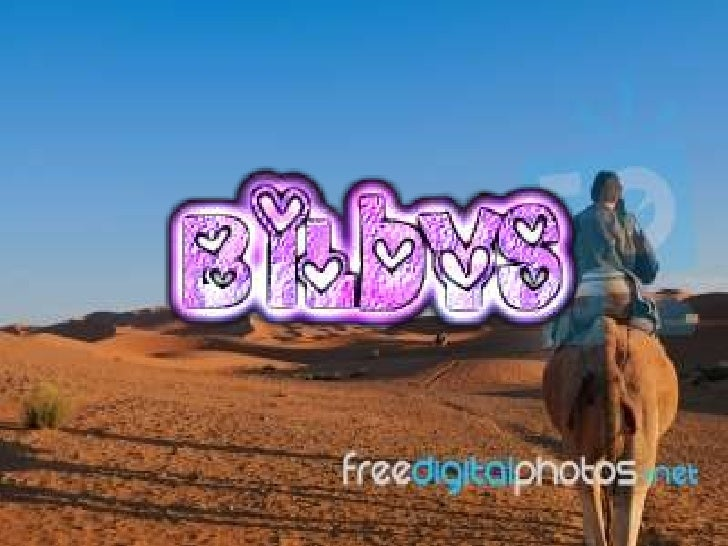 This is a slide show about Bilbies and how they live and survivein the wild.