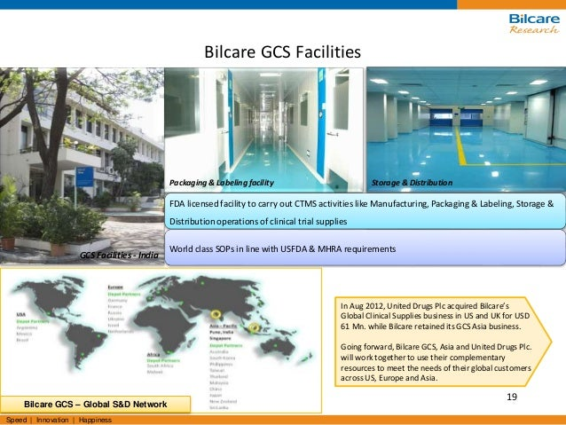 Bilcare Corporate Presentation