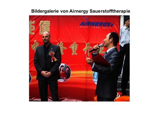 Bildergalerie von Airnergy Sauerstofftherapie
