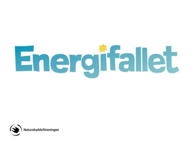 Allt är energi!