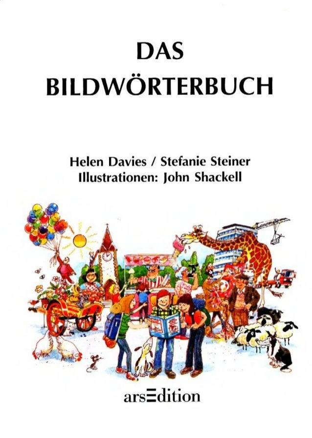 Bildwörterbuch deutsch Slide 2