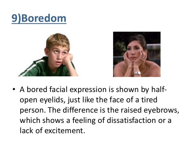 Types of facial gestures  DRESSEDDIRECTION.GQ