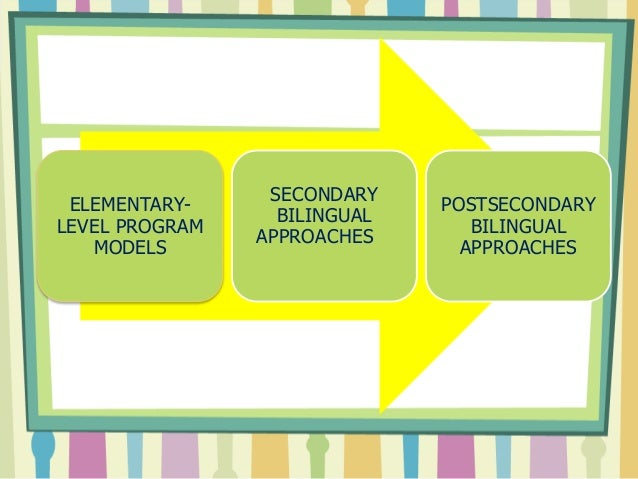 late exit transitional bilingual education Bilingual education late-exit maintenance education all students speak same native language  transitional bilingual education all students speak same.