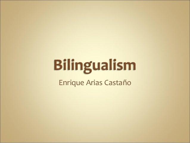 Enrique Arias Castaño