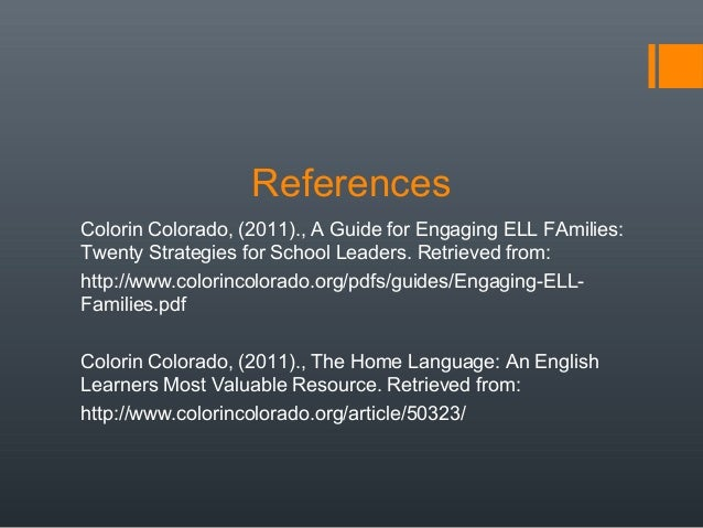 Ell Learners Literacy Article Colorin Colorado Autos Post