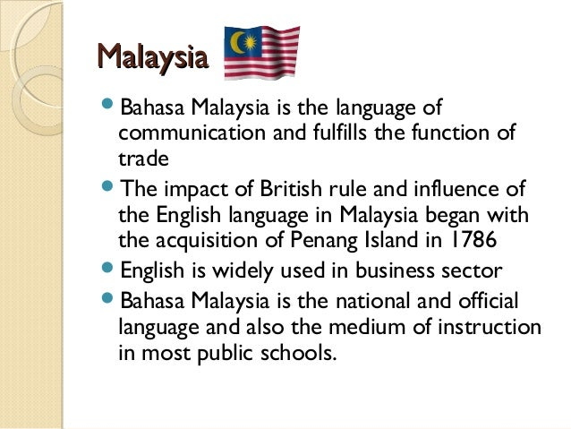 Department Of National Unity In Malaysia Essay