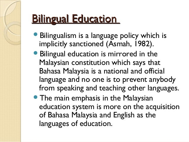 argumentive essay on bilingual education Bilingual education essay examples 53 total results an argument against bilingual education expressed in the book memories of a bilingual education by richard rodriguez 281 words 1 page an argument against the bilingual education in california.