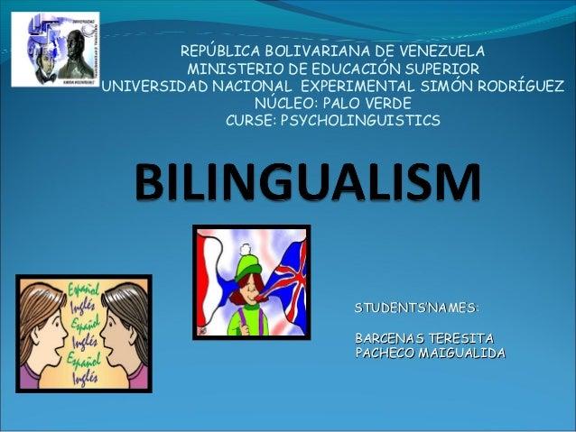 REPÚBLICA BOLIVARIANA DE VENEZUELAMINISTERIO DE EDUCACIÓN SUPERIORUNIVERSIDAD NACIONAL EXPERIMENTAL SIMÓN RODRÍGUEZNÚCLEO:...