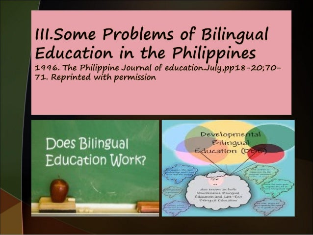 an introduction to the importance of bilingual education in florida Start studying introduction to the teaching profession  active or explicit teaching emphasizes the importance of a structured lesson  bilingual education.