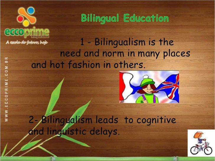 parents attitudes towards bilingualism and bilingual education Parental beliefs and attitudes on enrollment in a the purpose of this research was to identify parental attitudes toward immersion bilingual education.