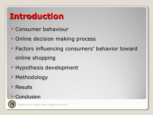 consumer behaviour towards electronic products Consumer behaviour creative marketing consumer behavior purchases for second-hand products can be made on e-bay.