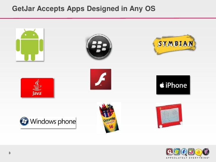GetJar Accepts Apps Designed in Any OS     3