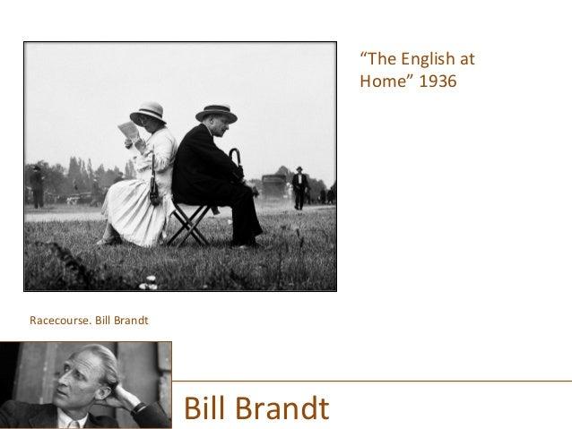 """The  English  at   Home""  1936      Bill  Brandt   Racecourse.  Bill  Brandt"