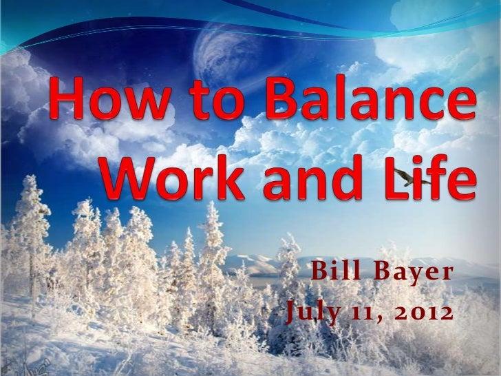 Bill BayerJuly 11, 2012