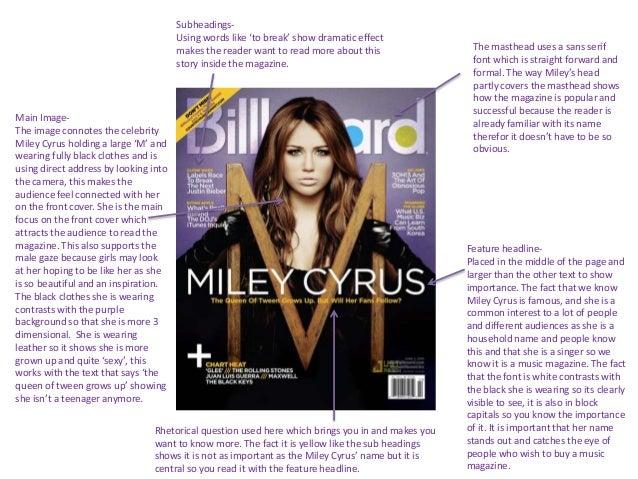 essay on magazine