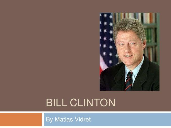 Bill Clinton Resume Resume Ideas