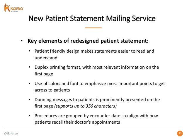 simple solutions to improve patient collections