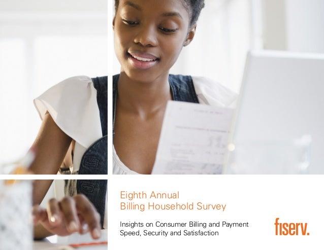Eigth Annual Billing Household Survey