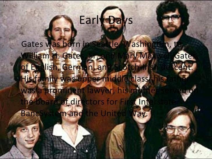Bill Gates Sisters Bill Gates