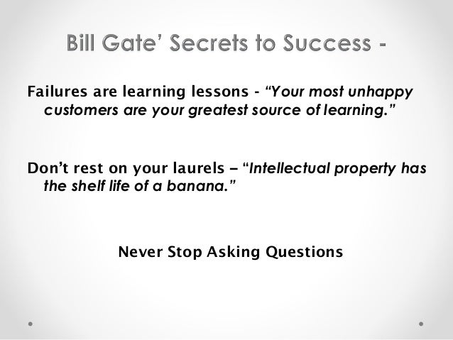 Bill gates participative leadership