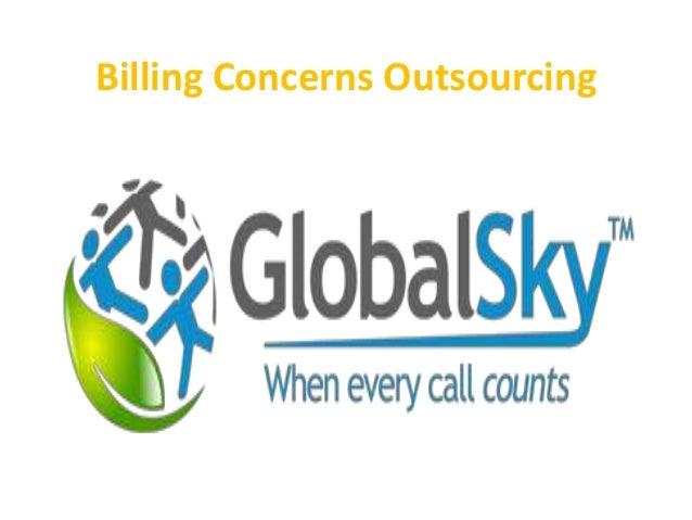 Billing Concerns Outsourcing