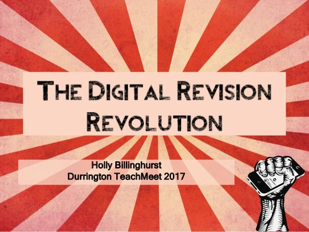 Holly Billinghurst Durrington TeachMeet 2017