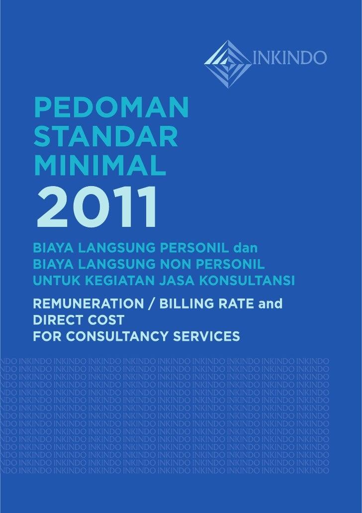 Billing rate 2011_inkindo