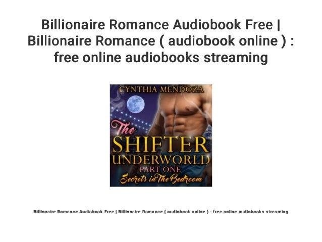 Billionaire Romance Audiobook Free   Billionaire Romance ( audiobook …