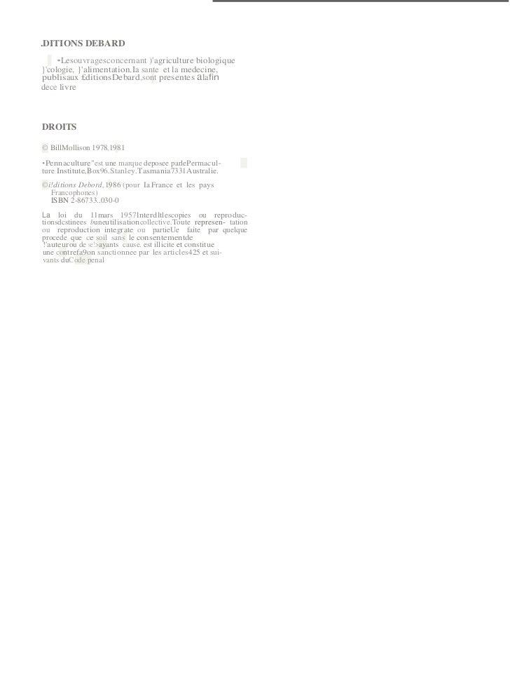 31089601460500.DITIONS  DEBARD<br />694055-889000• Les ouvrages concernant  )'agriculture  biologique<br />223266011239500...