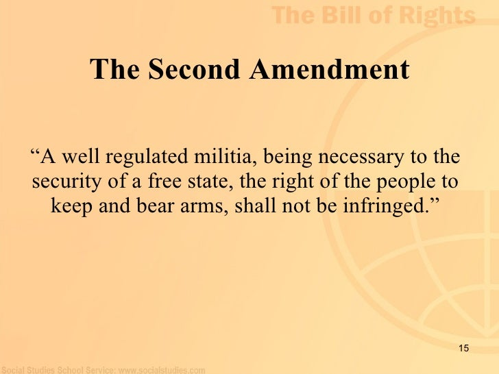 was the bill of rights necessary