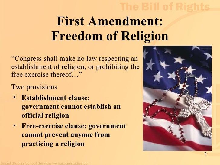first amendment bill of rights The first amendment is in the bill of rights  bill of rights and other amendments lesson answer key h www  the bill of rights 6 an amendment is an .