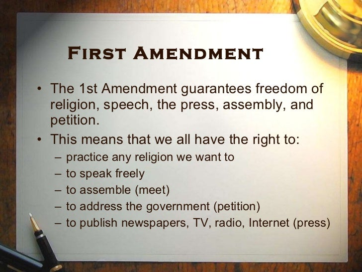 bill of rights and amendments paper