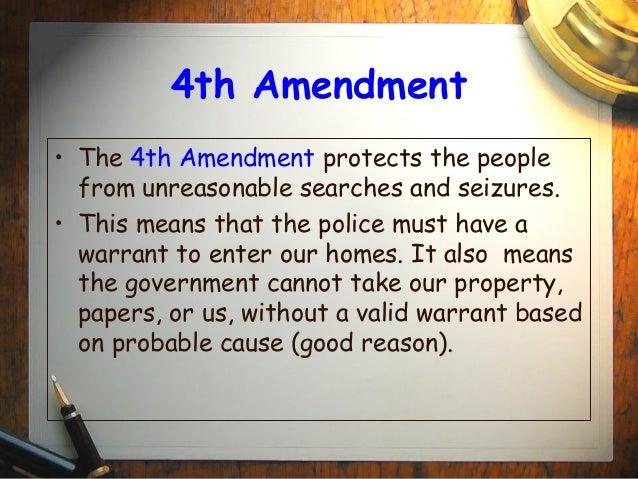 6th amendment paper