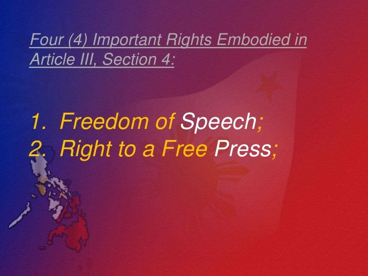 article 3 bill ofrights On december 15, 1791, the bill of rights (the first ten amendments to the united states constitution) were ratified by the states the bill of rights were.