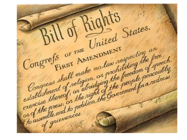 history of the bill of rights