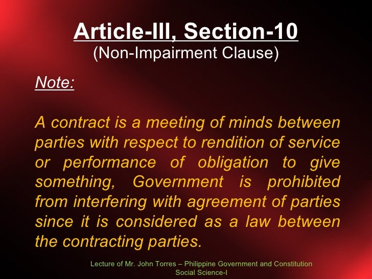 article 1163 connected with expenses along with contracts