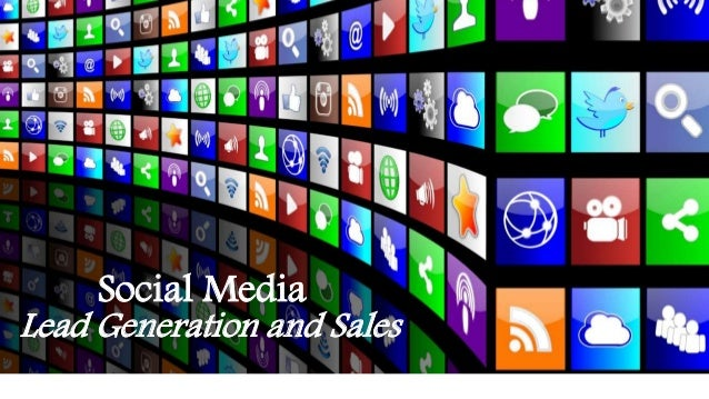 Social Media Lead Generation and Sales