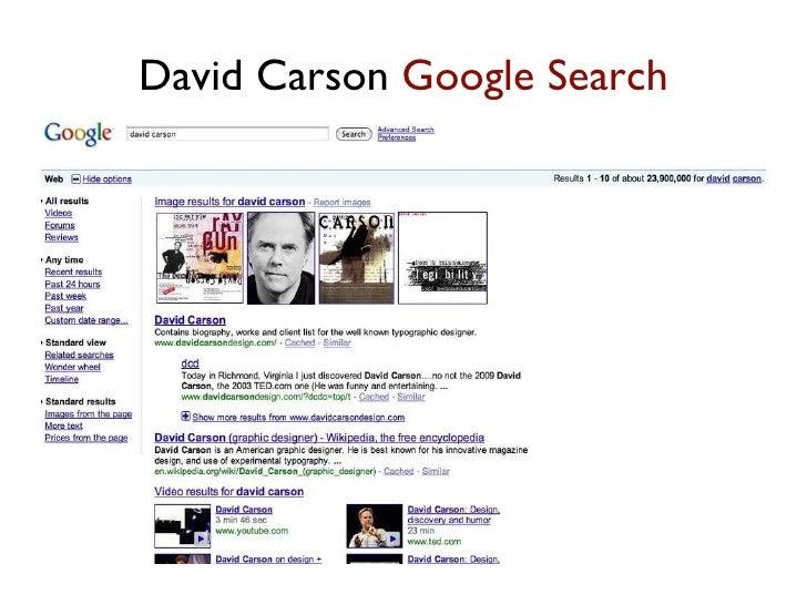 David Carson  Google Search