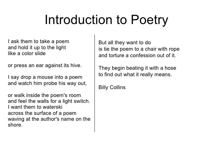 How to Explicate a Poem