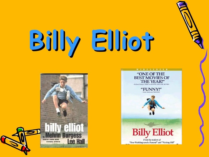 Billy Elliot Film Techniques Essay Help