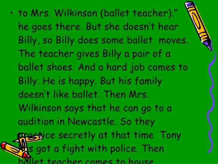billy elliot stephen daldry essay Everyone has that motivator, the one that pushed them to better themselves in the film billy elliot, directed by stephen daldry, the motivator is ms wilkinson.