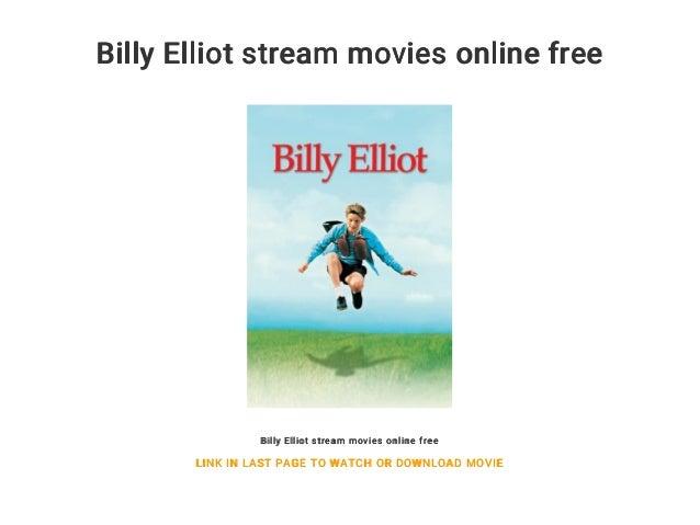 Billy Elliot Stream German