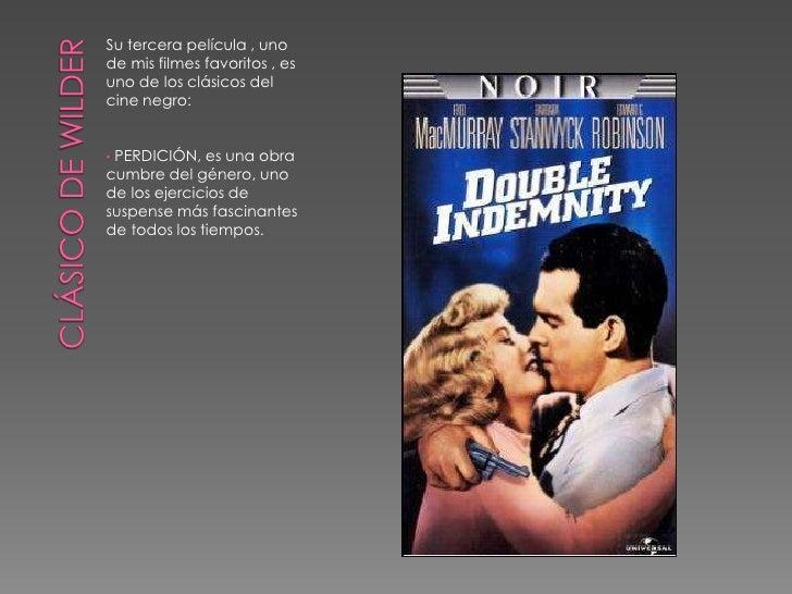 En el año 50 escribira junto a Charles Brackett y D.M. Marshman Jr. consiguiendo 3 Oscar por Mejor argumento y guión, mejo...