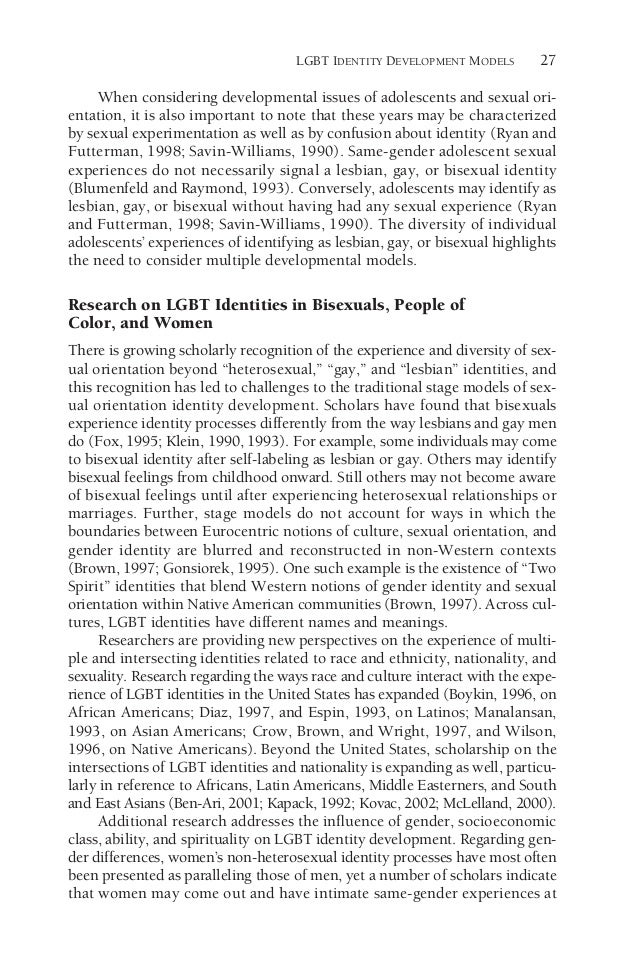 an analysis of the statistics of gay students and the reasons for the trend Chapter 2 – student performance analysis  data analysis revealed that these students are the least likely of all grade levels to be fluent in english.