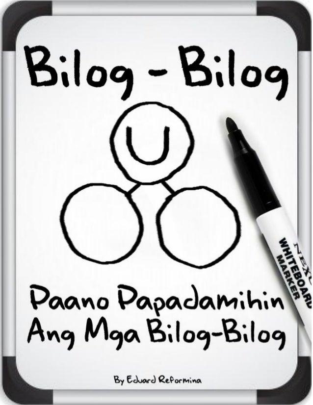 """Dahil meron ka ng give away rights para sa eBook na """"to! Ibig sabihin, pwede mong ipamigay ang eBook na 'to sa kahit kanin..."""